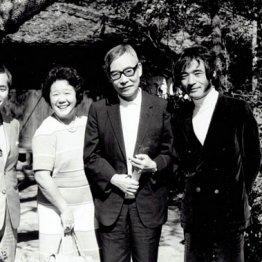 神津善行さん<3>坊屋三郎さんがゴルフで儲けた40万円を…