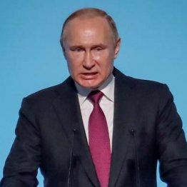 """ロシア紙さえも""""詭弁""""と評したプーチン大統領の特異解釈"""