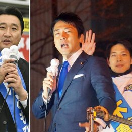 """北海道知事選で""""客寄せ"""" 進次郎議員の露骨な「争点隠し」"""