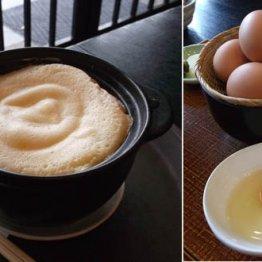 たまごや(姫路)玉子かけご飯専門店で元祖・茶碗蒸しを