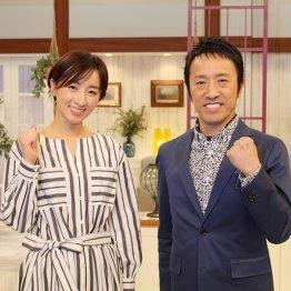 「健康カプセル!ゲンキの時間」新MCに筧利夫・西尾由佳理