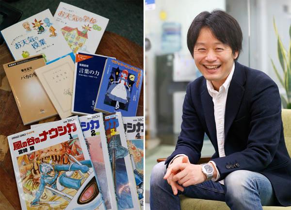 アリンク・インターネット社長の池田洋人さん(C)日刊ゲンダイ