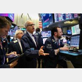 米国株の動きもチェック(C)ロイター