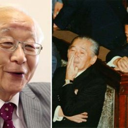 田﨑史郎さん<4>政治を動かす人物にアクセスできる状況を
