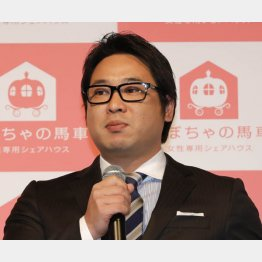 1月に解任されたスマートデイズの大地則幸元社長(C)日刊ゲンダイ