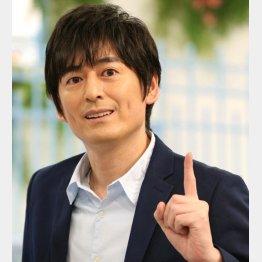 NHK「あさイチ」のMC博多大吉(C)日刊ゲンダイ