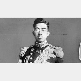 昭和天皇(提供)宮内省