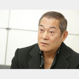 松平健さん(C)日刊ゲンダイ