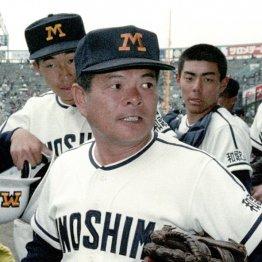 箕島との練習試合では尾藤監督を質問攻めにし野球の勉強を