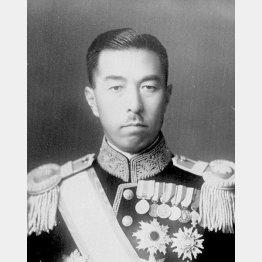 近衛文麿(C)共同通信社