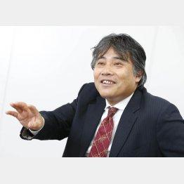 小嶋勝利氏(C)日刊ゲンダイ