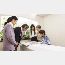 安置先確保が先決(写真提供)ラステル新横浜