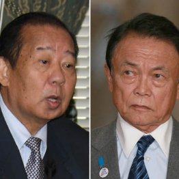 桜田辞任が新たな火種 二階幹事長vs麻生財務相で対立激化