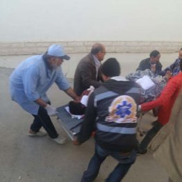 陸自幹部2人派遣決定の矢先 シナイ半島で33人死傷自爆テロ