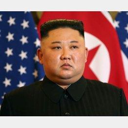 最高指導者である国務委員長に再任(C)ロイター