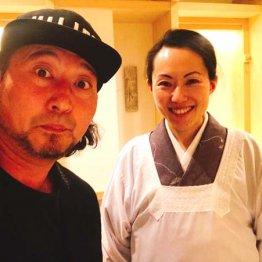東京・台東区「落語・小料理 やきもち」美人女将シホさん