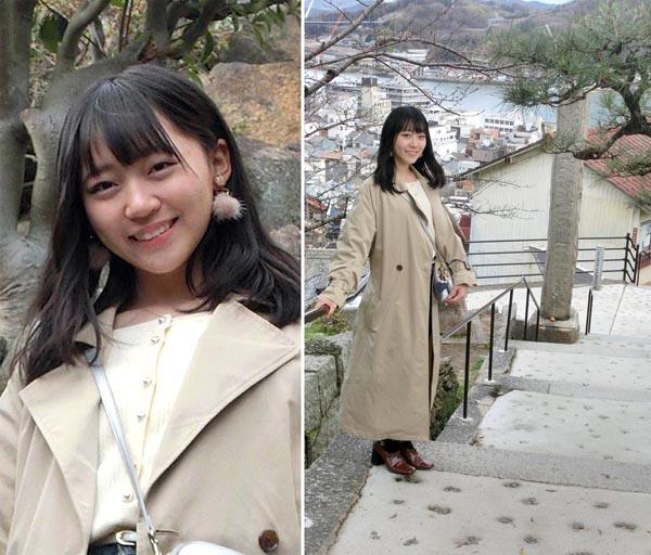 土路生優里(とろぶ・ゆり、右はMVで上った階段で)/(C)日刊ゲンダイ
