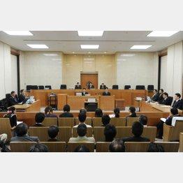 仮に裁判員裁判であったなら同じ結果になっただろうか?(名古屋地裁)/(代表取材)