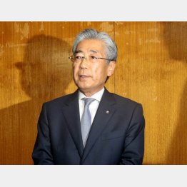 疑惑のJOC竹田会長は退任したら「終わり」か(C)日刊ゲンダイ