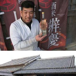 壷坂酒造(姫路・夢前町)100年前の名酒 平成最後に蘇った