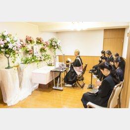 「小さな儀式」は経済的だが…(写真提供)ラステル新横浜