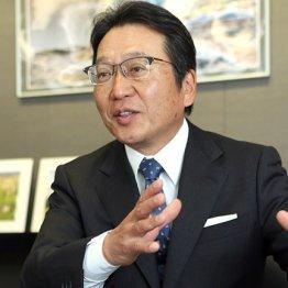 東京スター銀行の佐藤誠治頭取