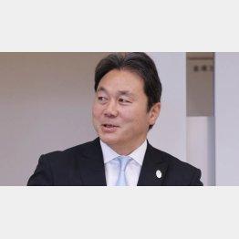 ヤマハを率いて3度の日本一を達成した清宮克幸氏(C)日刊ゲンダイ