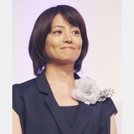 赤江珠緒(C)日刊ゲンダイ