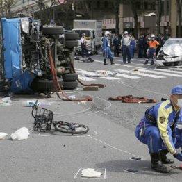 池袋車暴走で母子死亡 87歳ドライバーに運転ミスの可能性