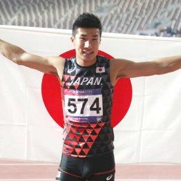 アジア選手権100m 桐生10秒10日本勢初Vで世界選手権に王手