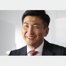 ビズリーチ 南壮一郎社長(C)日刊ゲンダイ