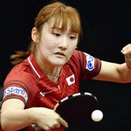 完全アウェーなんの 加藤美優は卓球世界選手権3回戦進出