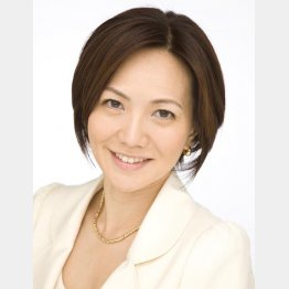 フリーアナウンサーの岩瀬恵子さん(提供写真)