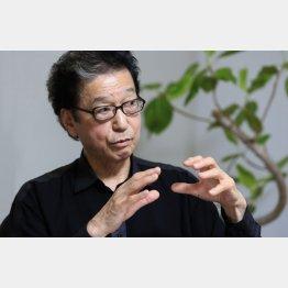 パーソナリティーの荒川強啓氏(C)日刊ゲンダイ