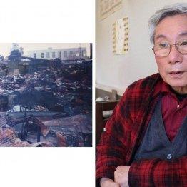 崔敏夫さん 阪神・淡路大震災で実感した地域の絆の重要さ