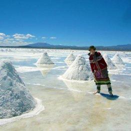 ボリビア「ウユニ塩湖」乾期に移る1~3月がベストシーズン