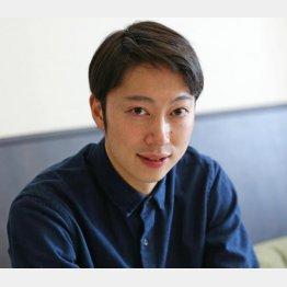 お笑いコンビ「はんにゃ」の金田哲さん(C)日刊ゲンダイ