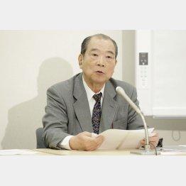平野貞夫・元参議院議員(C)日刊ゲンダイ