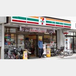 店舗数は3954店から5.3倍の2万876店に(C)日刊ゲンダイ