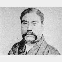 岩崎弥太郎(C)国立国会図書館所蔵画像/共同通信イメージズ