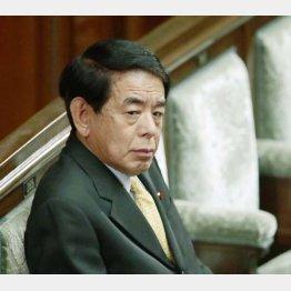 下村博文憲法改正推進本部長(C)日刊ゲンダイ