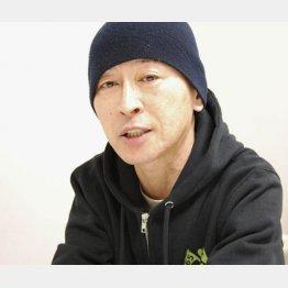 遠藤ミチロウさん(C)共同通信社