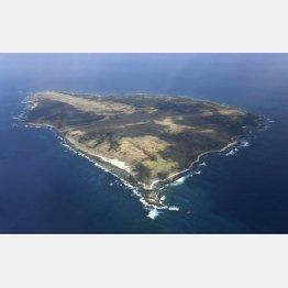 鹿児島県西之表市の馬毛島(C)共同通信社