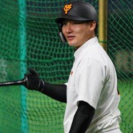 """4試合10安打の巨人・丸 カープOBが危惧する""""打撃の病気""""は"""
