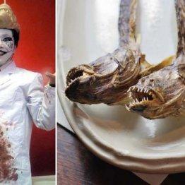 見た目に反して意外に美味しい深海魚料理 東西の名店