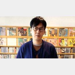 カセットテープ専門店「waltz」代表の角田太郎さん(C)日刊ゲンダイ