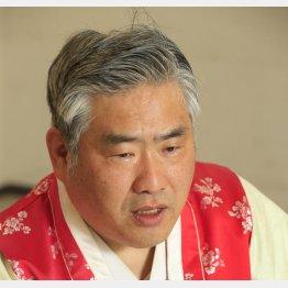 カン・ヨンヒーさん(C)日刊ゲンダイ