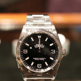 中古ロレックスは高騰中 資産になる腕時計を賢く買う方法