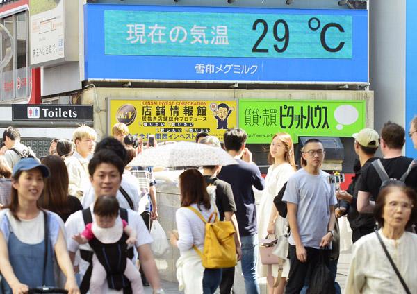 天気 大阪 の 過去