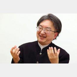 慶應義塾大学教授の片山杜秀氏(C)日刊ゲンダイ